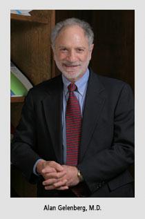 Alan Gelenberg, M.D.