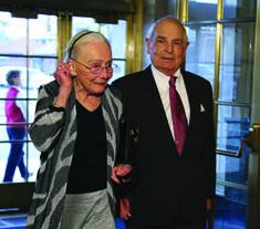 Dr. John A. Waldhausen and wife
