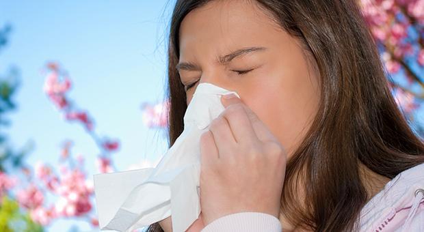 zetmeel allergie symptomen