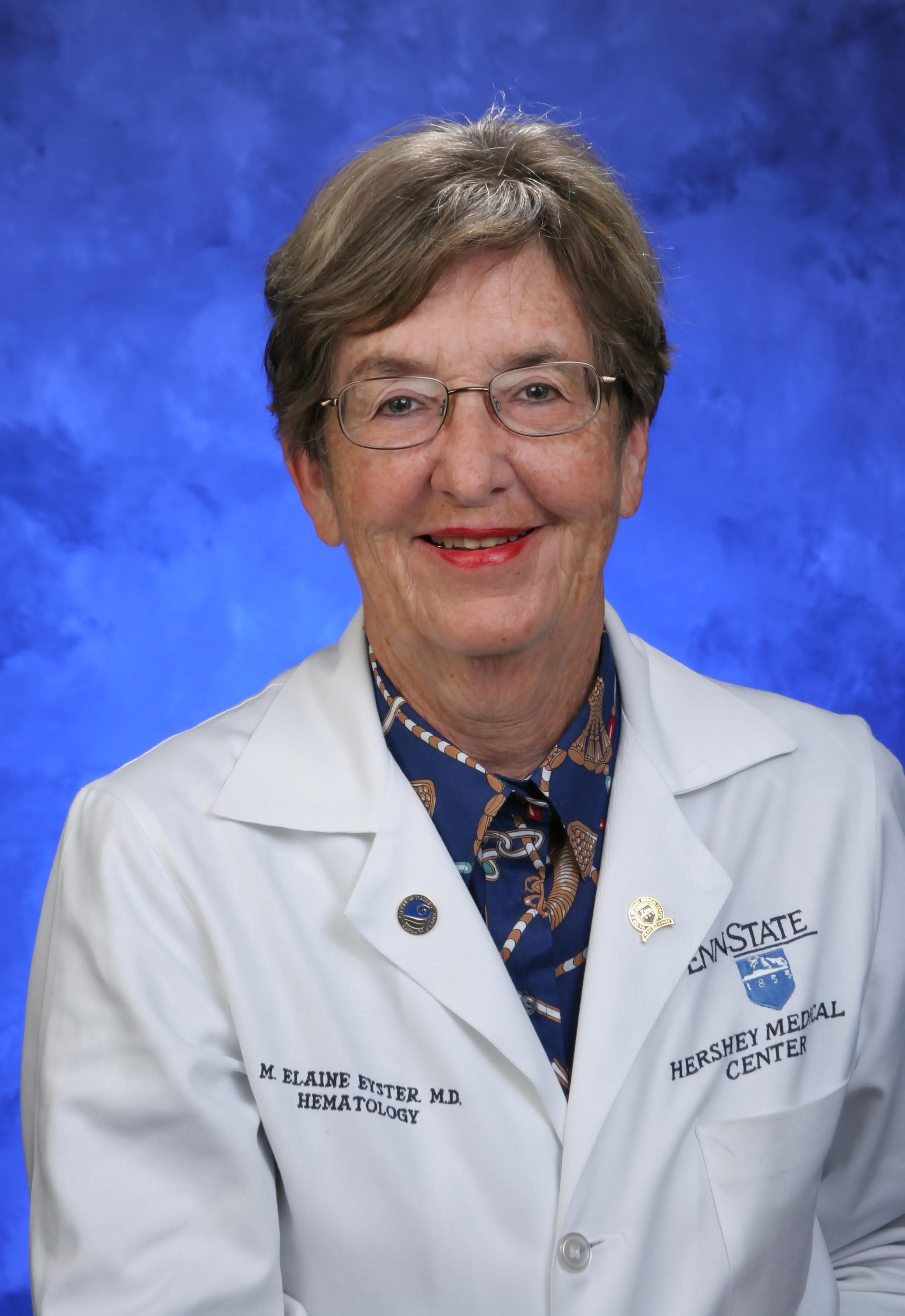 Dr. Elaine Eyster