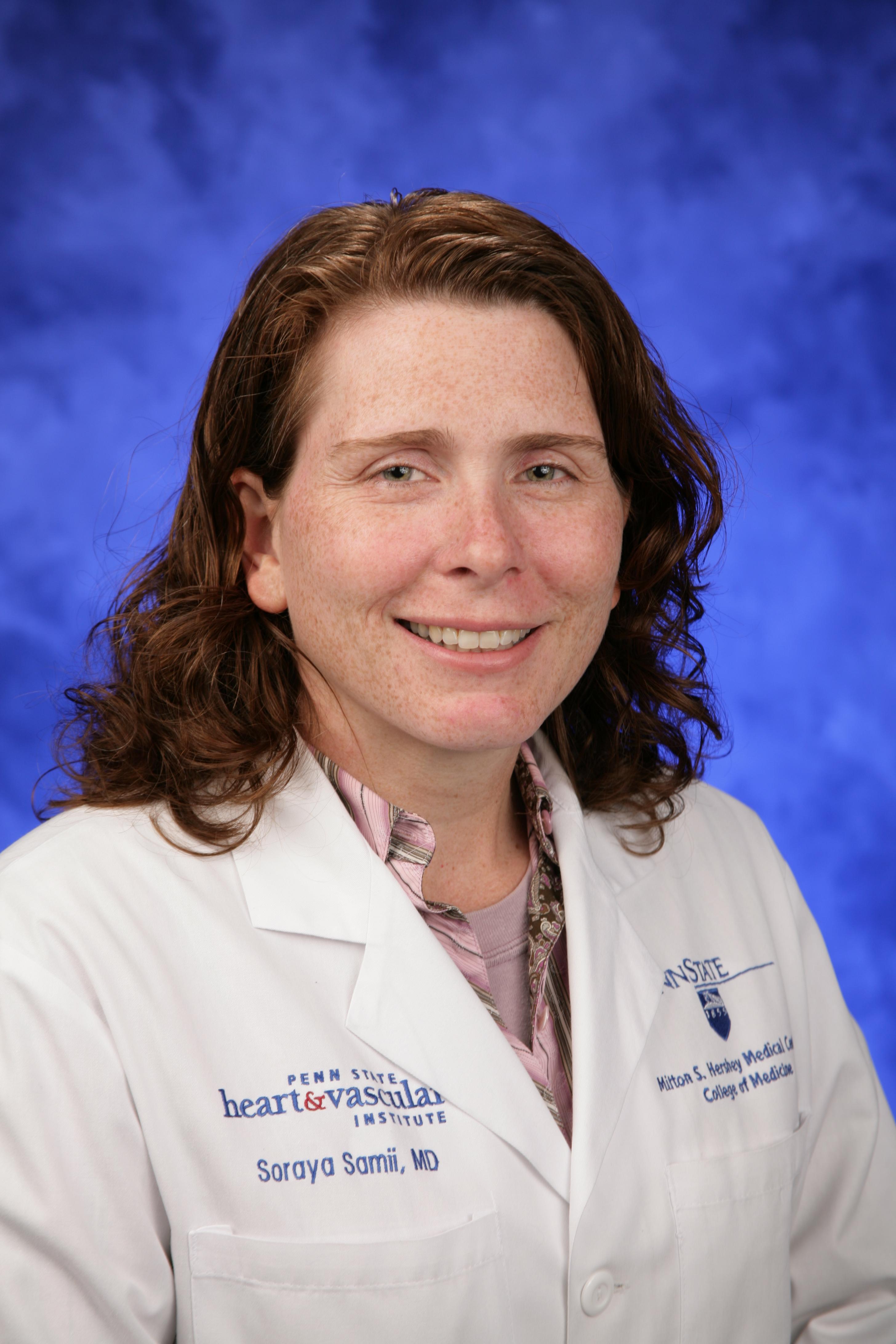Dr. Soraya Samii