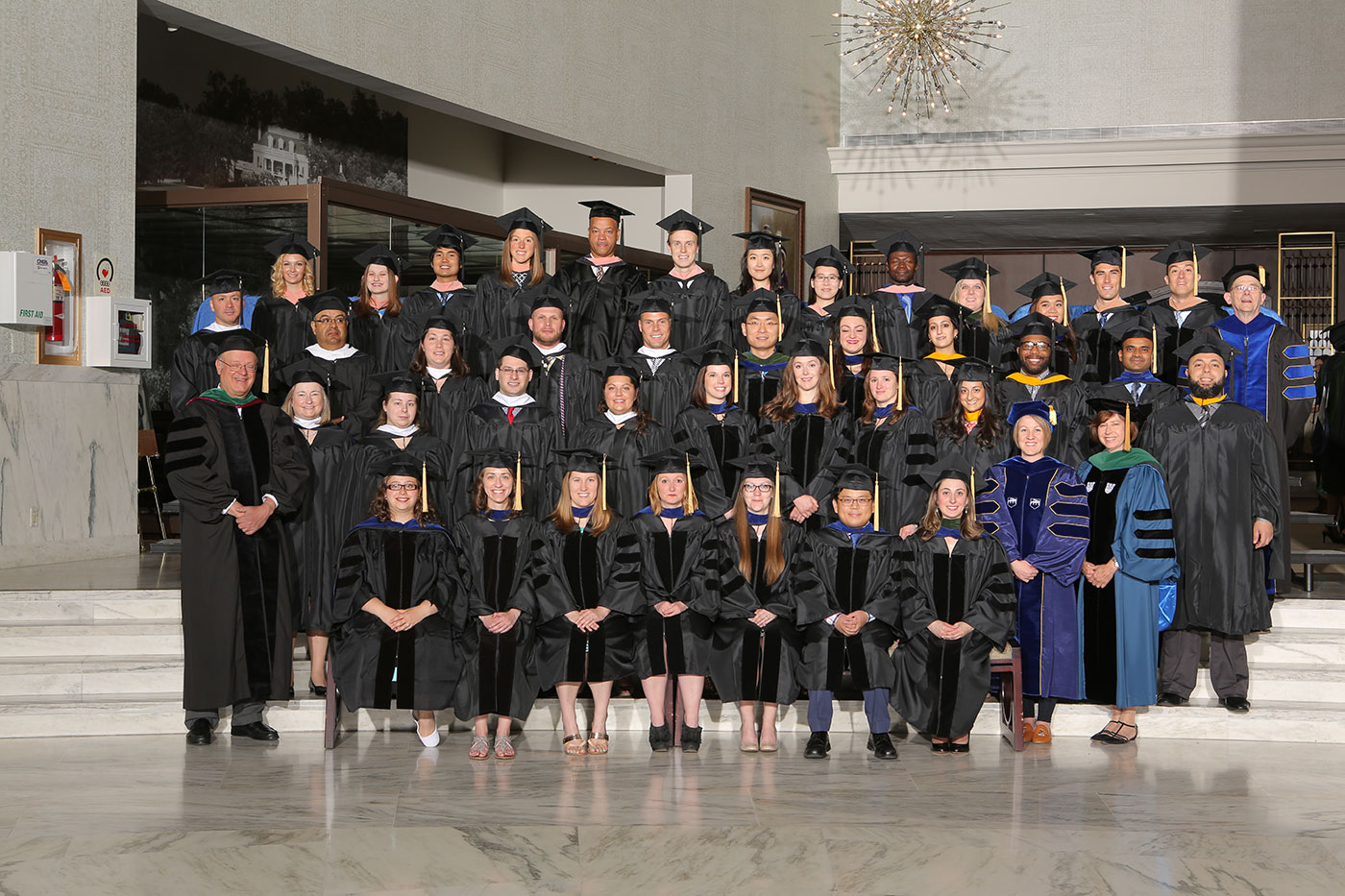 College Of Medicine Anatomy Program Celebrates 2016 Graduates Penn