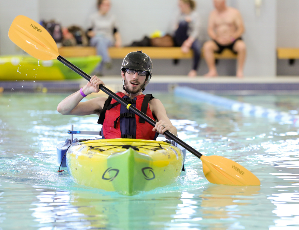 Rec Fest Helps Re Connect People With Disabilities And Their Recreational Passions Penn State