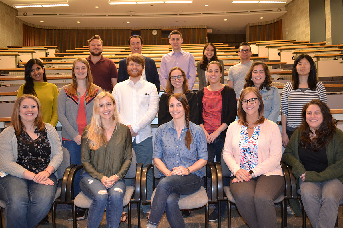 Anatomy Programs Celebrate 2017 Graduates Penn State Health News