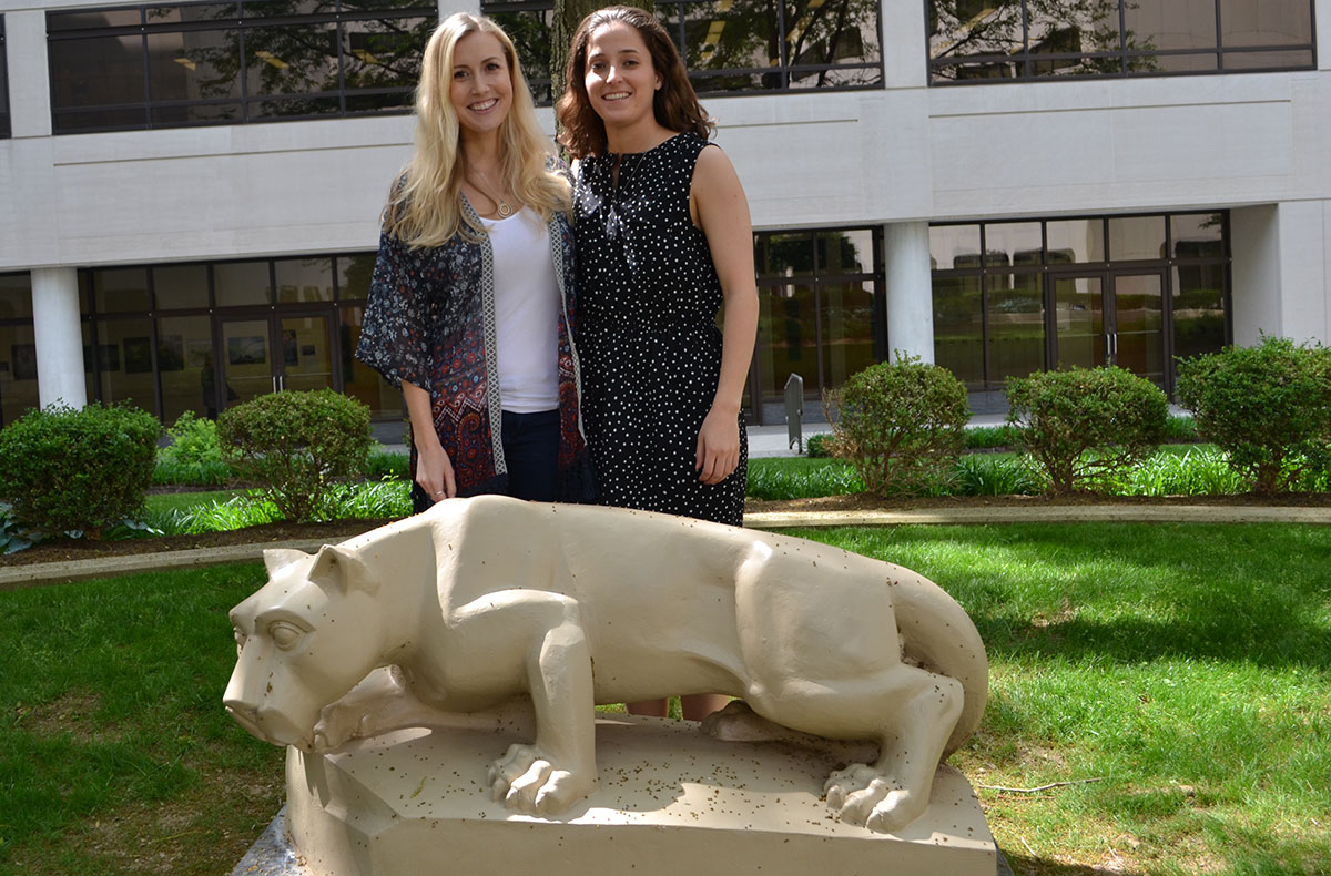 Anatomy graduate students recognized for accomplishments – Penn ...