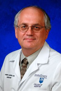 Dr. Joseph Gascho is pictured in a head-and-shoulders professional photo