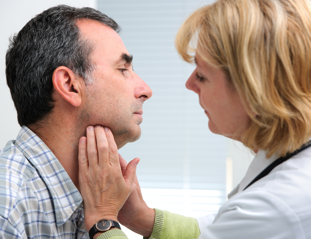 The Medical Minute Thyroid Cancer Surges Is Tmi Responsible