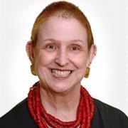 A head-and-shoulders professional photo of Linda Barnes