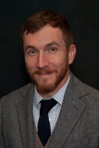 A head-and-shoulders professional picture of Dr. Jonathan Ivy, Penn State Harrisburg