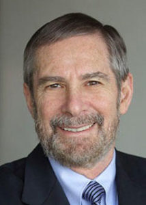A head-and-shoulders professional photo of Douglas Lowy