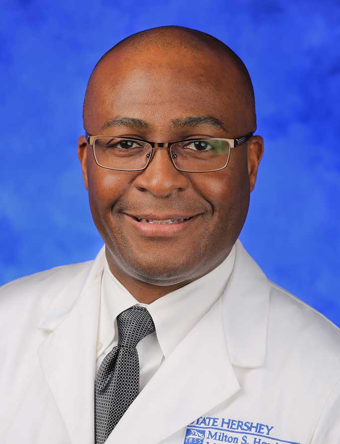 A head-and-shoulders professional photo of Dr. Stephen Henderson
