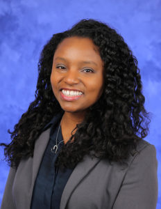 A head-and-shoulders professional portrait of Michelle Desir, PhD.